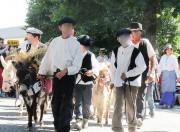 Fête du terroir Saint Bonnet en Champsaur (05)
